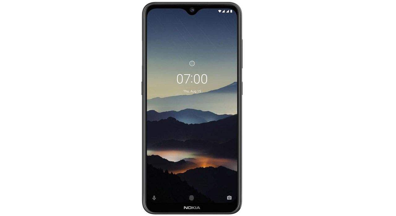 گوشی موبایل نوکیا مدل ۷٫۲ TA-1196 DS دو سیم کارت ظرفیت ۱۲۸ گیگابایت همراه با رم ۶ گیگابایت