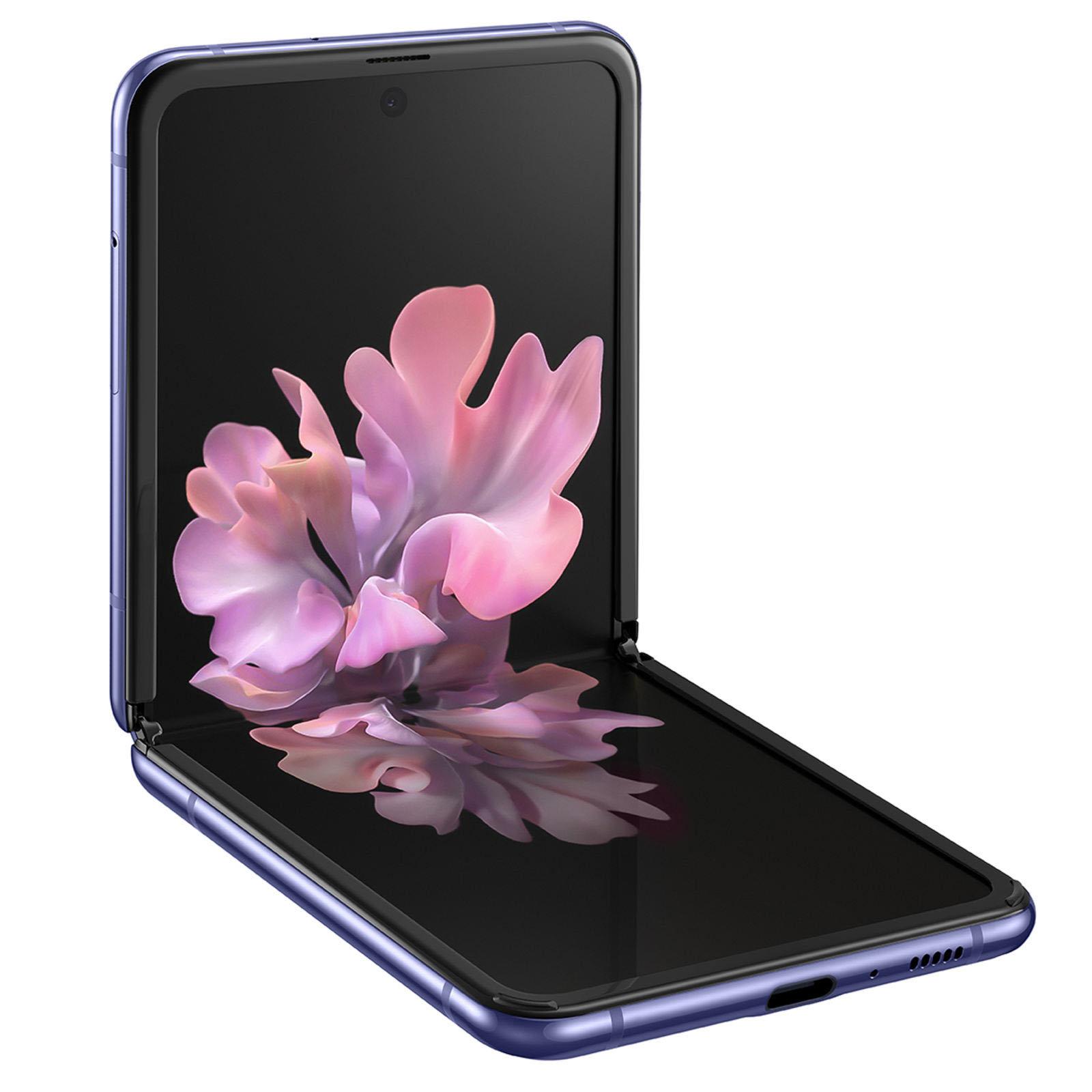 گوشی موبایل سامسونگ مدل Galaxy Z Flip SM-F700F/DS تک سیم کارت ظرفیت ۲۵۶ گیگابایت