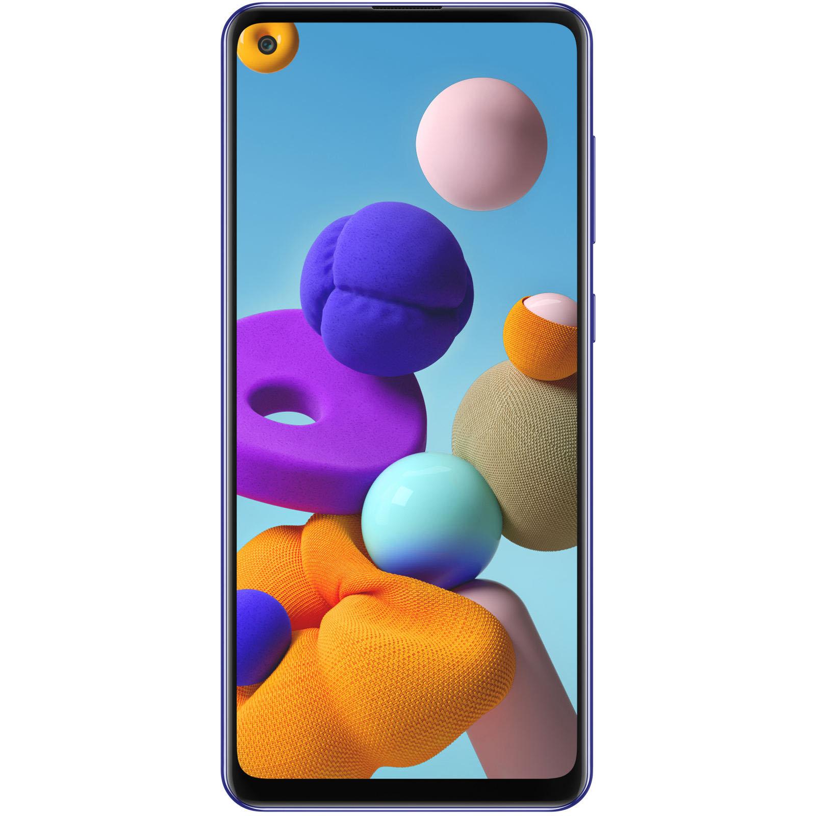 گوشی موبایل سامسونگ مدل Galaxy A21S SM-A217F/DS دو سیمکارت ظرفیت ۶۴ گیگابایت