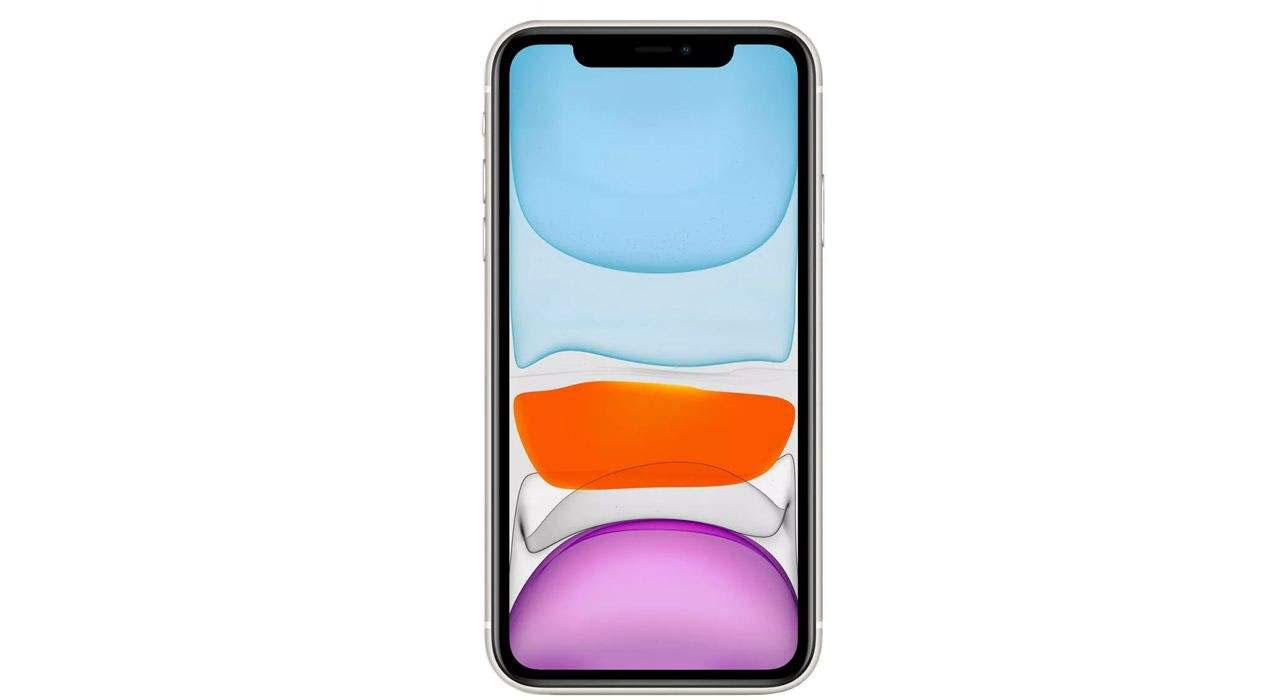موبایل اپل مدل iPhone 11 دو سیم کارت ظرفیت ۱۲۸ گیگابایت