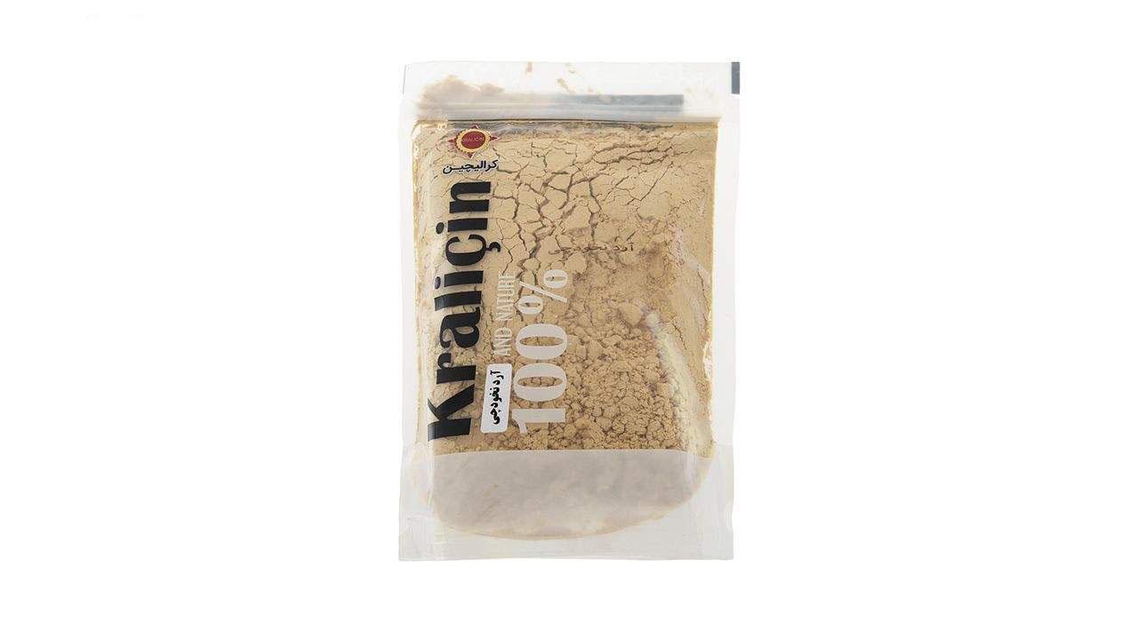 آرد نخودچی کرالیچین مقدار ۵۰۰ گرم