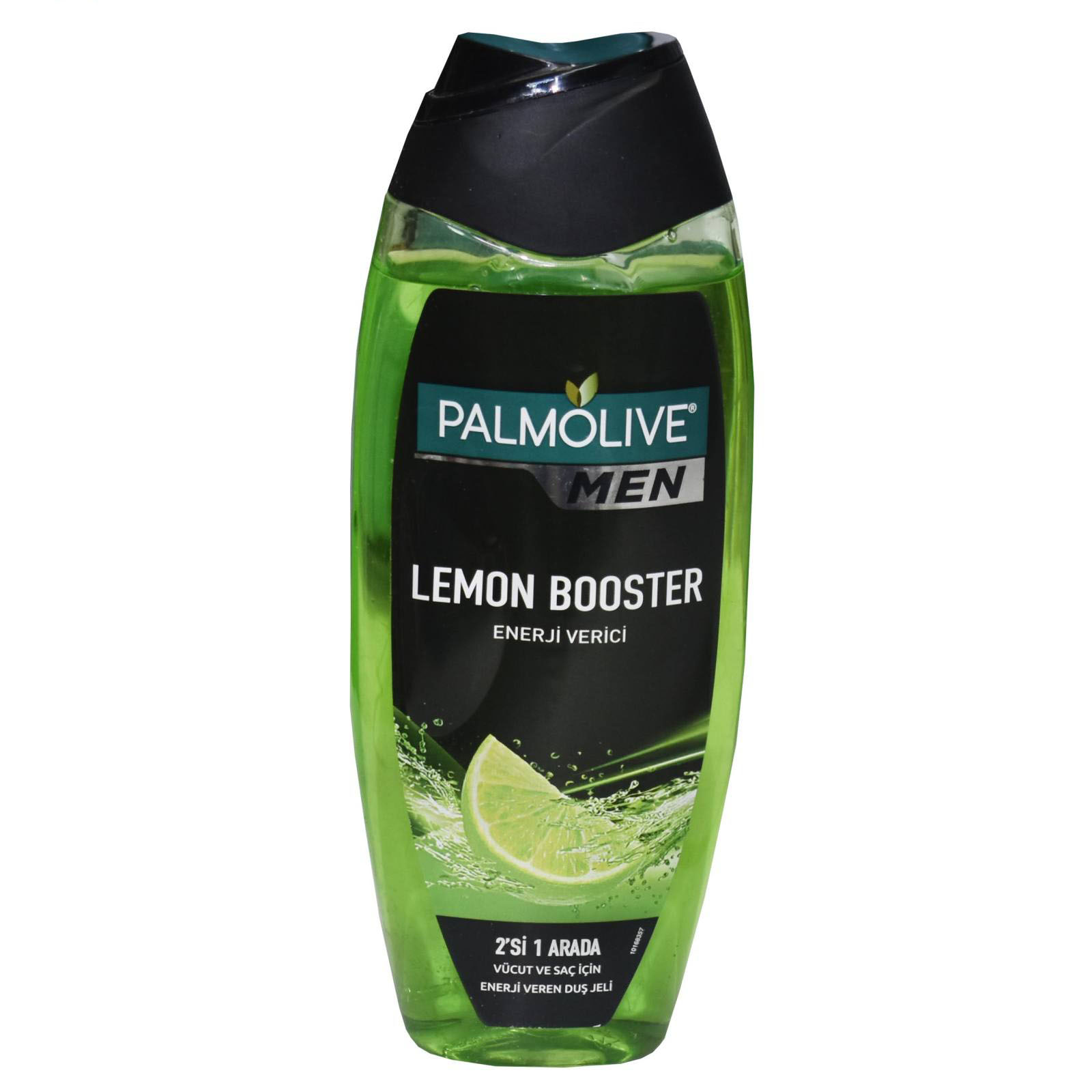 شامپو مو و بدن پالمولیو مدل Lemon booster حجم ۵۰۰ میلی لیتر