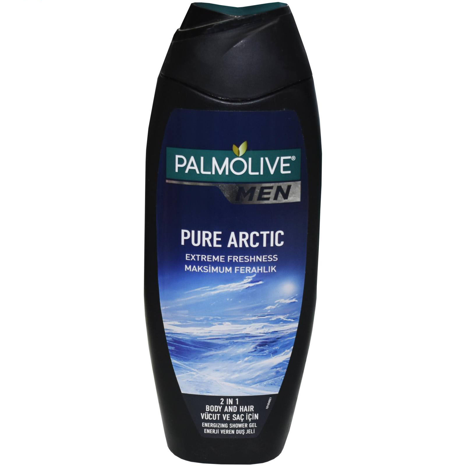 شامپو مو و بدن پالمولیو مدل PURE ARCTIC حجم ۵۰۰ میلی لیتر