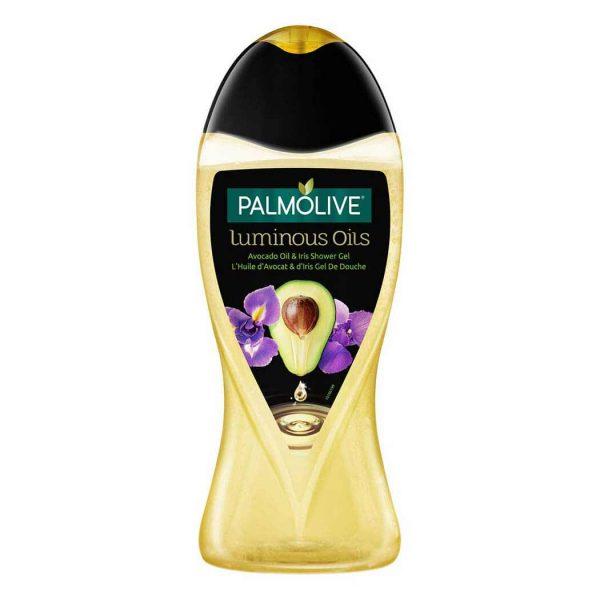 شامپو بدن پالمولیو آووکادو مدل Luminous Oils حجم ۵۰۰ میلی لیتر