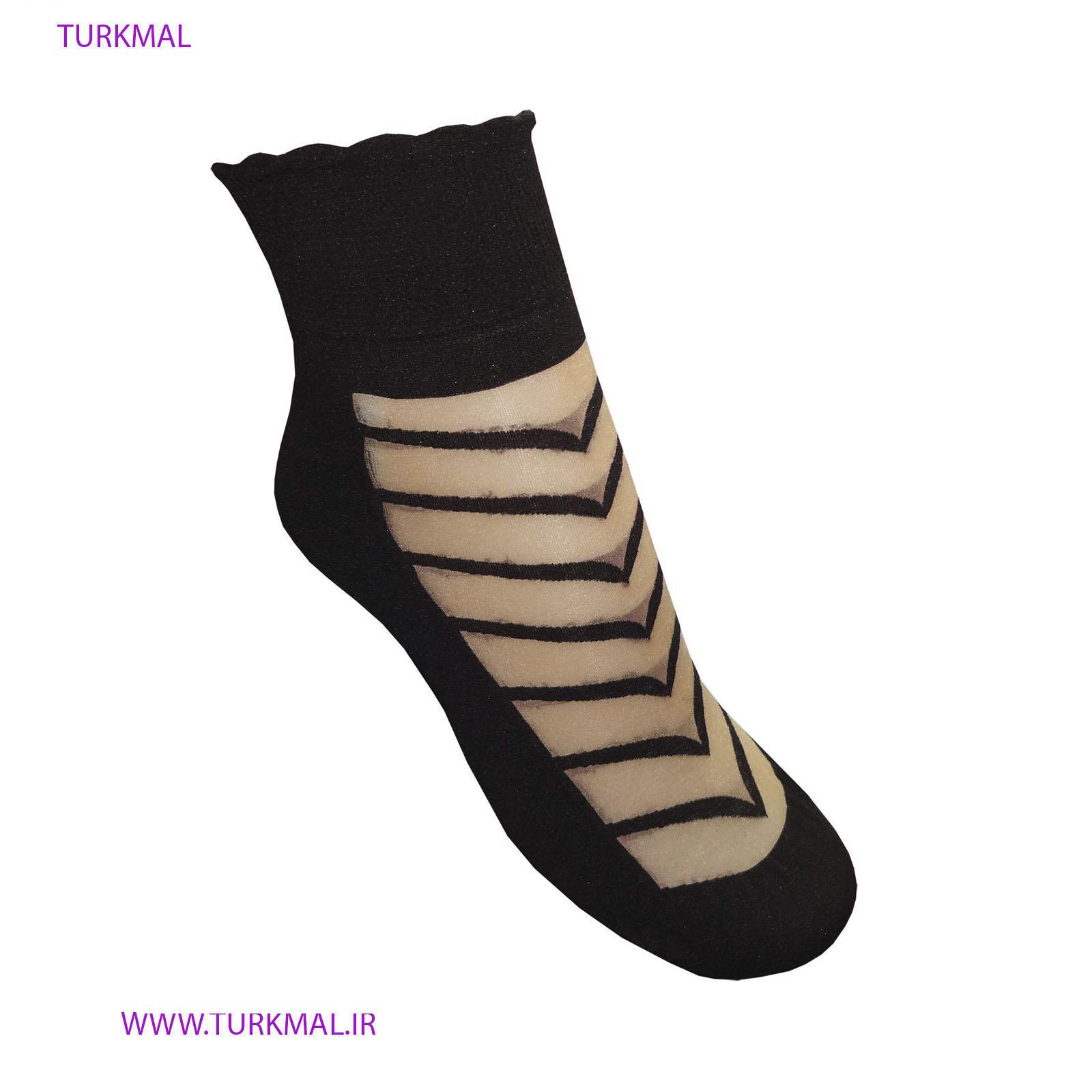جوراب زنانه مدل BLACK