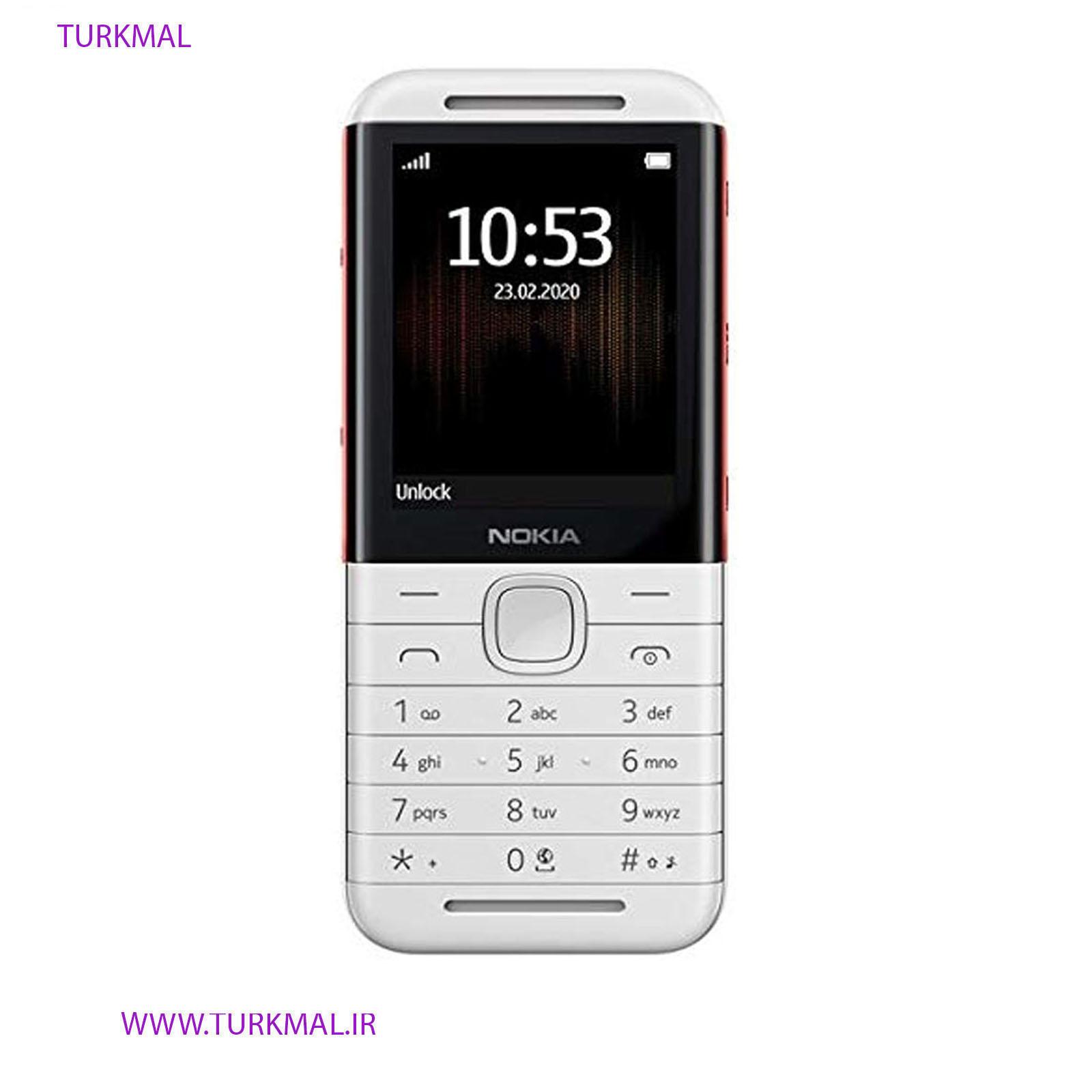 گوشی موبایل نوکیا مدل ۵۳۱۰ TA-1212 DS دو سیم کارت