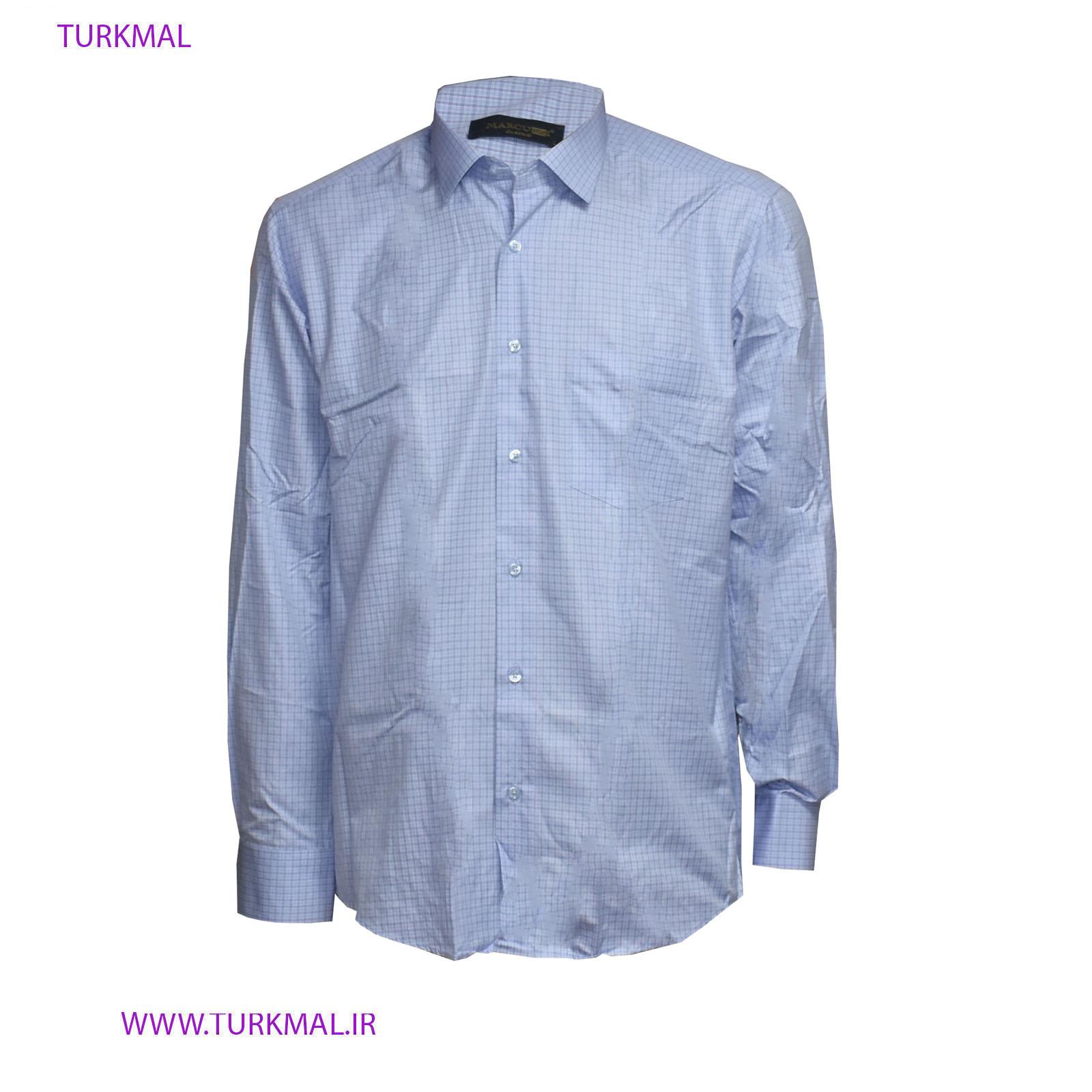 پیراهن مردانه مارکوزی مدل ۵۵۵-MJI