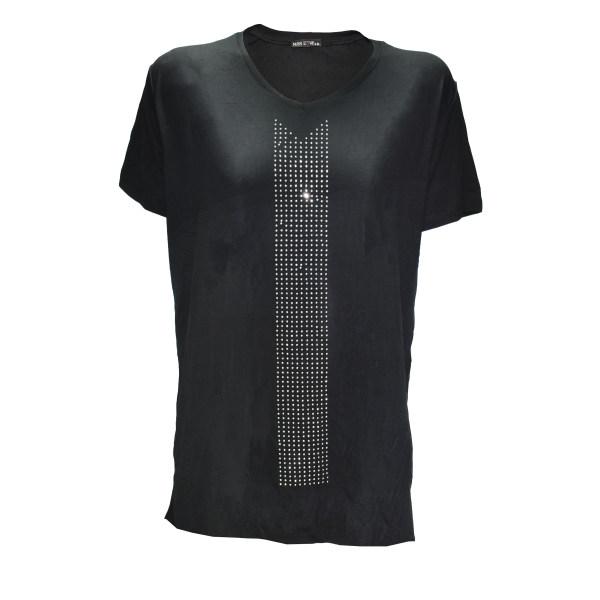 تی شرت آستین کوتاه زنانه میس لاو کد ۶۵۳۴۲