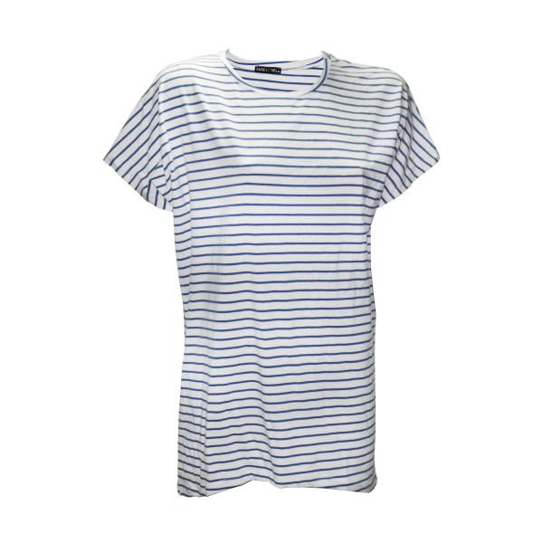 تی شرت آستین کوتاه زنانه میس لاو کد ۶۷۳۹۸