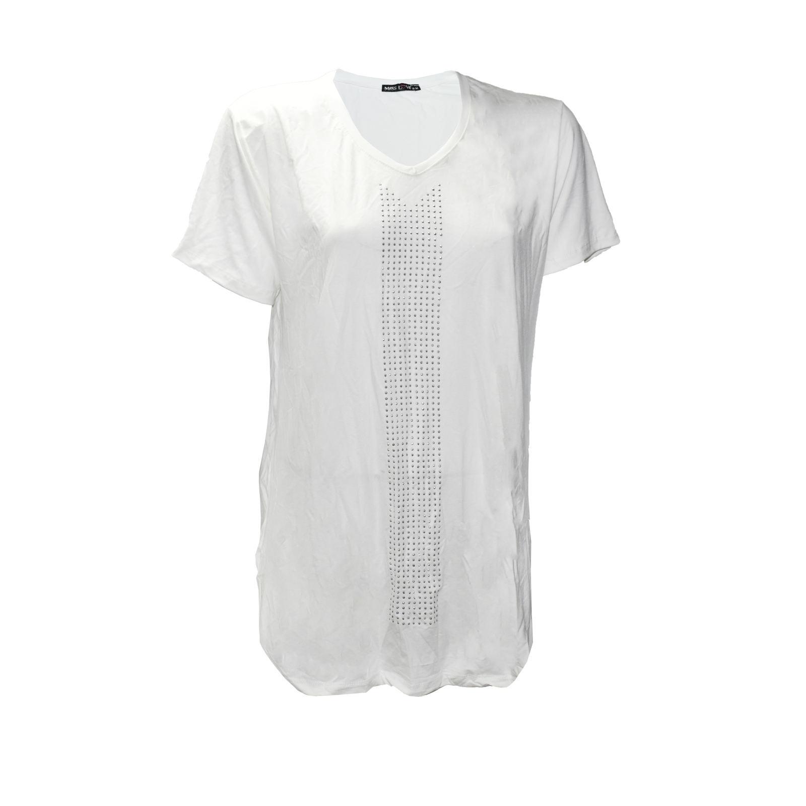 تی شرت زنانه میس لاو کد ۸۵۵۶۵