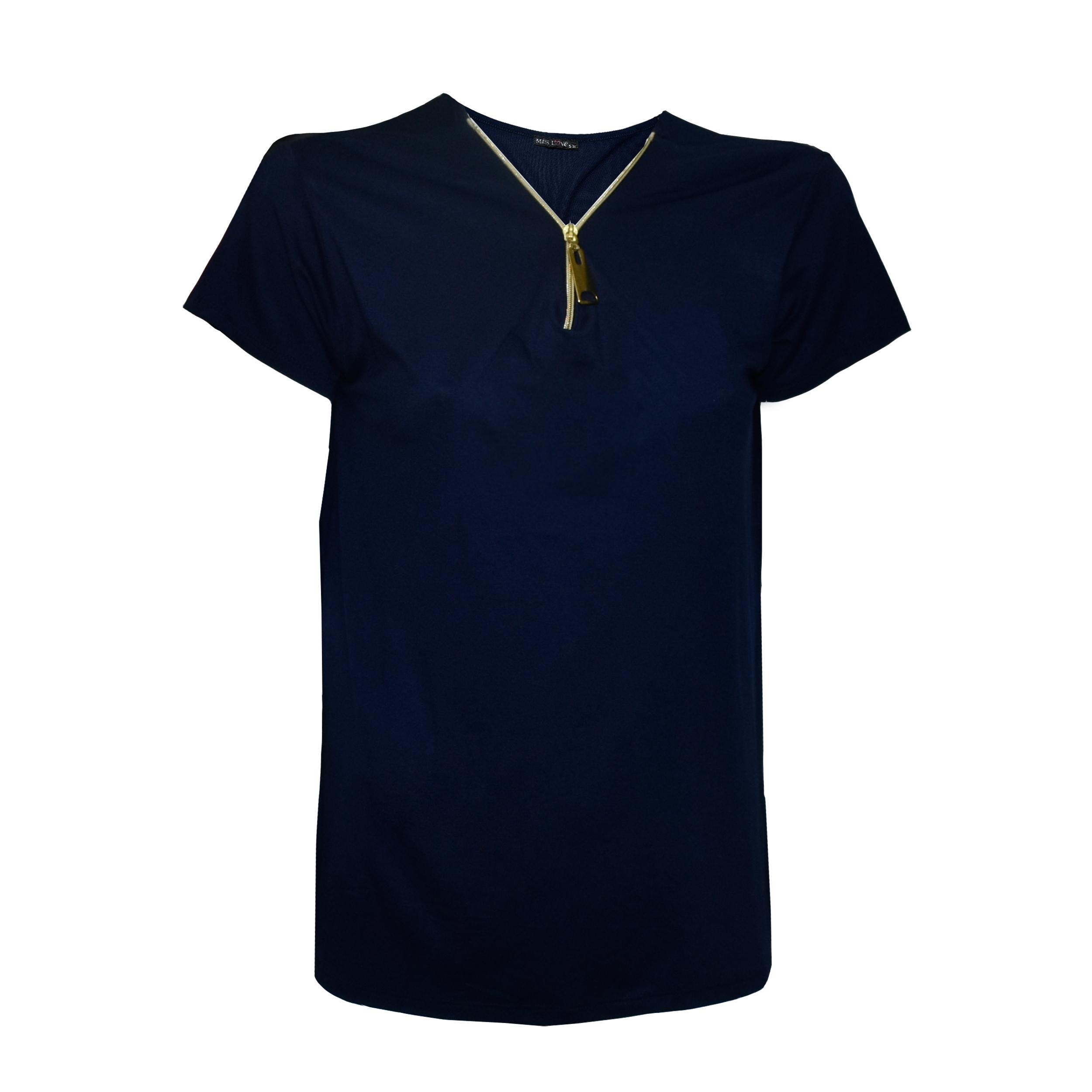 تی شرت زنانه میس لاو کد ۸۴۴۴