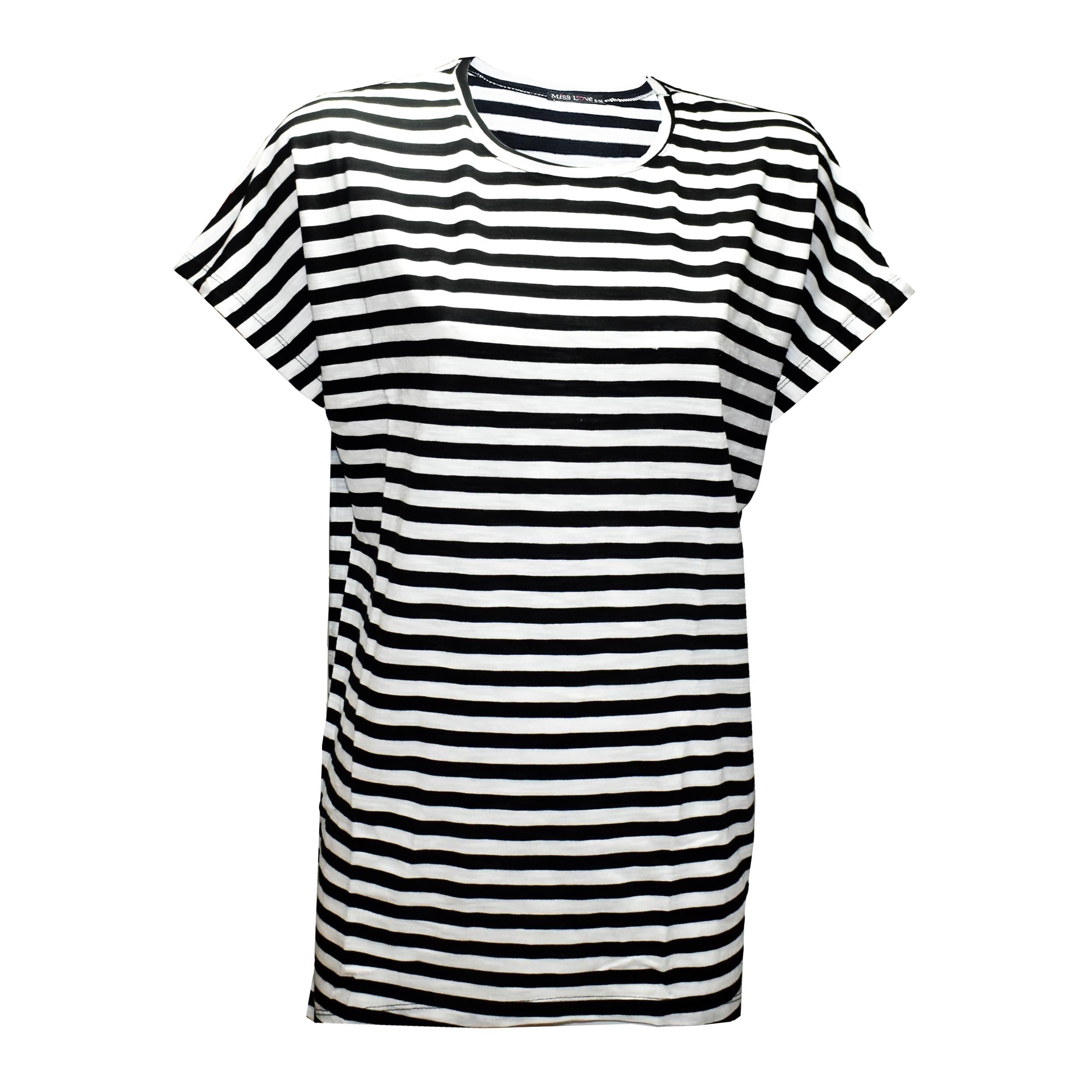 تی شرت زنانه میس لاو مد ۸۴۸۴